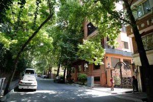 کلیدسازی سیار شبانه روزی خیابان هدایت دروس شمال تهران